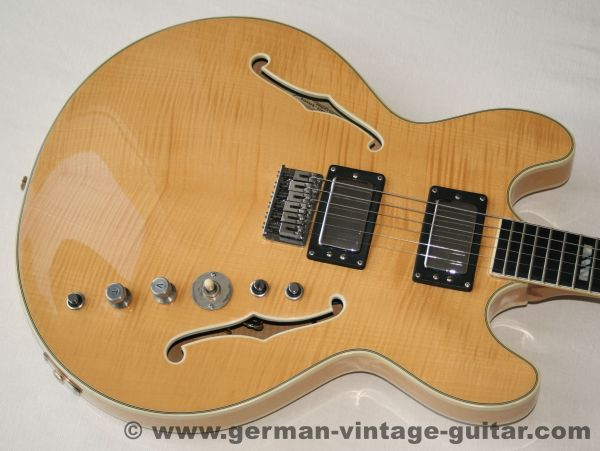 Framus 07302 BL10 Thinline, 1981