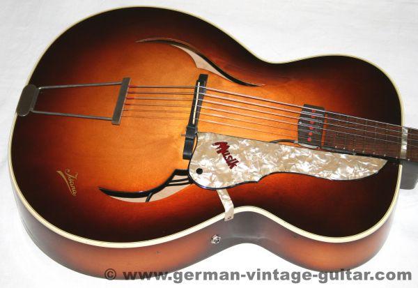 Jazzgitarre Isana von 1958
