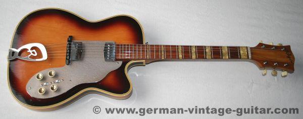 "Roger ""Electric Guitar"", 1958-60"