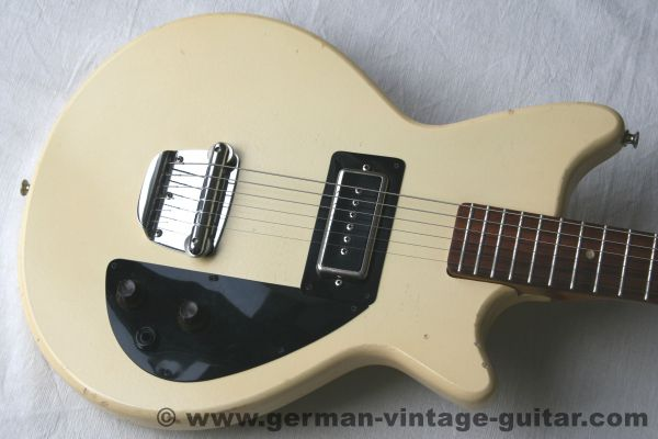 Solid-Body E-Gitarre Framus J-155 Junior von 1971