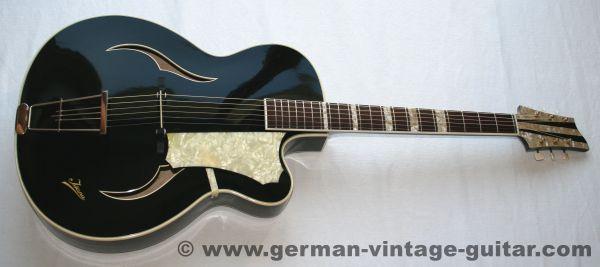 Isana Black Pearl, 1959 (Das Elvis-Modell)
