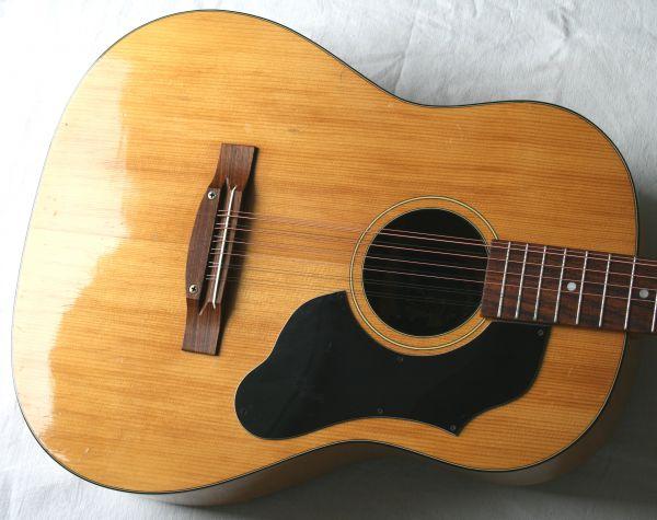 12-saitige Westerngitarre Höfner 490 von 1969