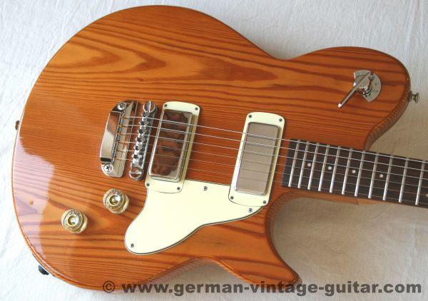 Solid-Body E-Gitarre Framus Nashville Standard 11010 von 1974