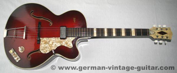 Höfner 457 S E1 T, 1961