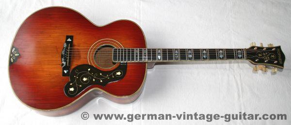 Höfner 496, 1962
