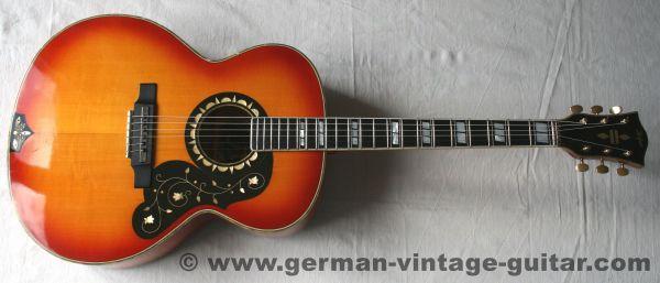 Höfner 496, 1971