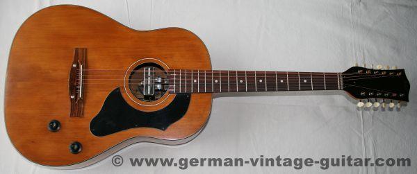 Höfner 490E, 1970