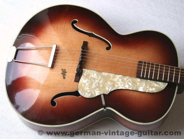 Höfner 455, 1957