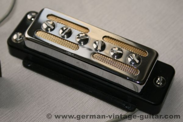 "Schaller ""Toaster"" Pickup 2, Single Coil, 1960"