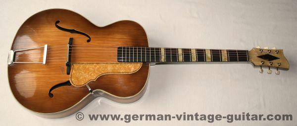 Höfner 455, 1953