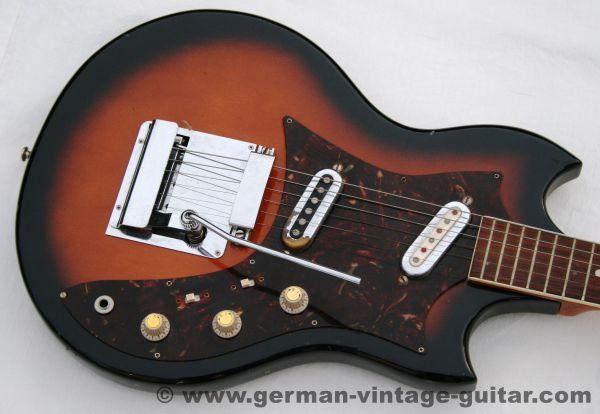 Framus 5/155 Strato von 1965