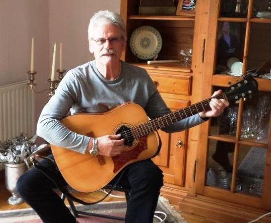 Westerngitarre Höfner 489 von 1978