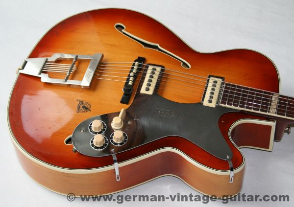 Framus 5/125 Grand Star, 1960