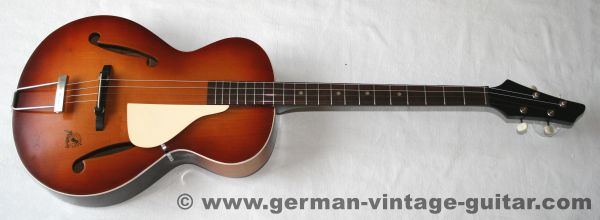 "Framus 5/139 Peter Kraus ""Party"", 1959, Tenor"
