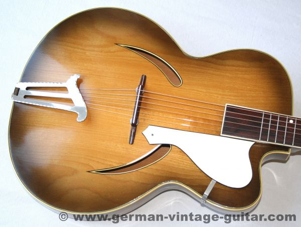 Migma Thinline, DDR, 1960