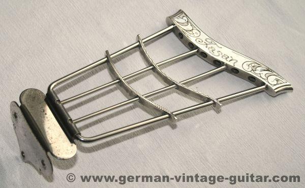 Tailpiece FASAN from ABM-Müller, fifties