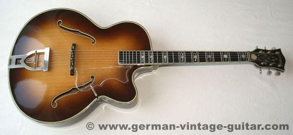 """Höfner Committee Acoustic, 18"""", 1967"""