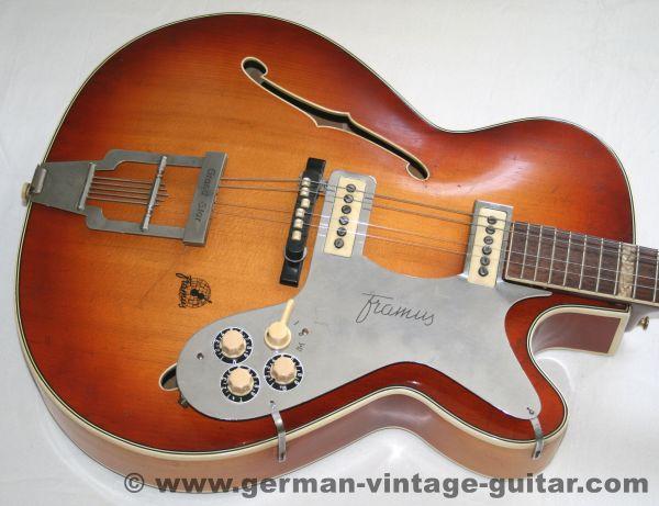 Framus Grand Star 5/125, 1960