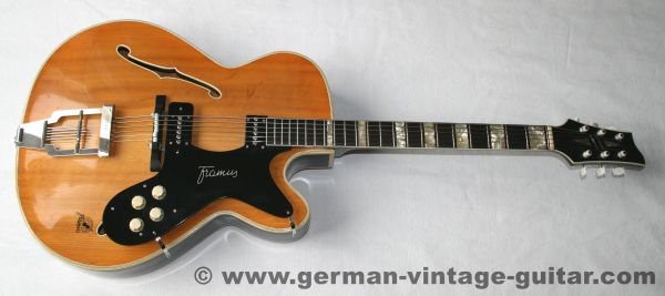 Framus 5/125 Grand Star, 1957