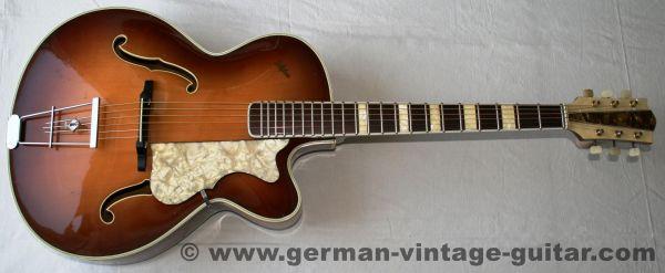 Höfner 4550, 1957
