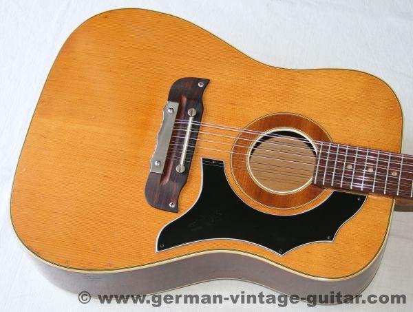 Klira Judy 12-string, um 1970