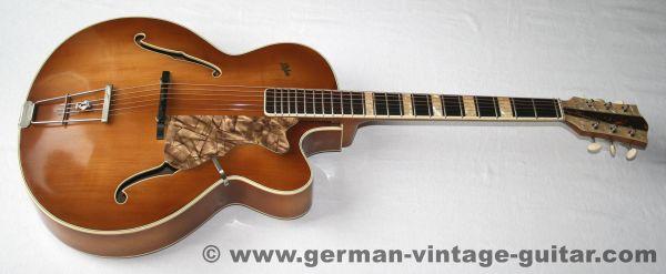 Höfner 4550 S, 1959