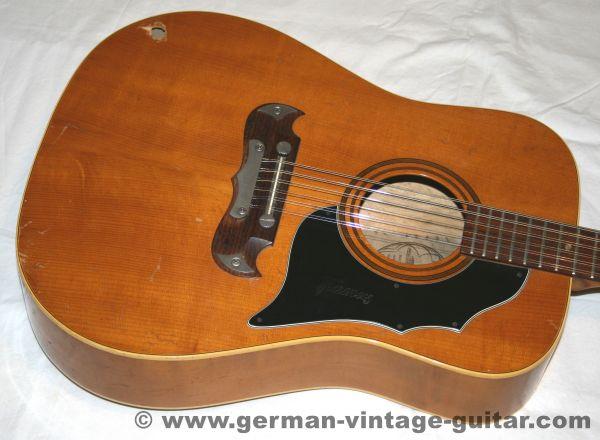 Texan 5/296 12-string, 1969