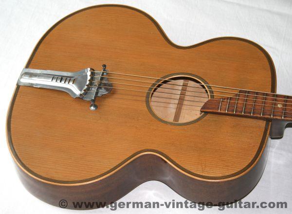 Schönbach Hawaii-Gitarre, dreißiger Jahre