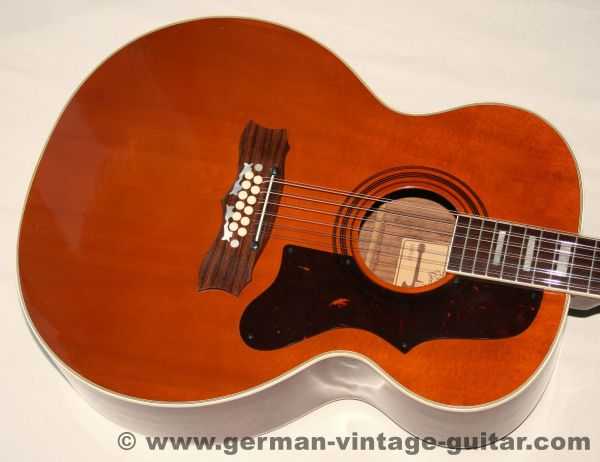 Hoyer 2122 12-string, 1975