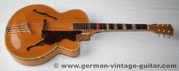 Rodebald Hoyer Jazzstar, 1962