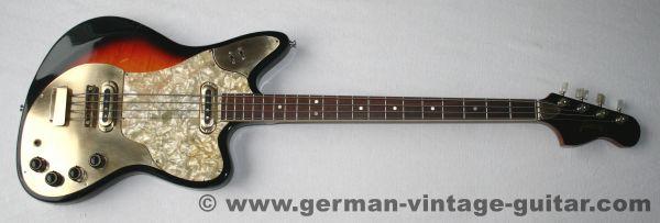 Framus 5/156 Golden Strato, 1963