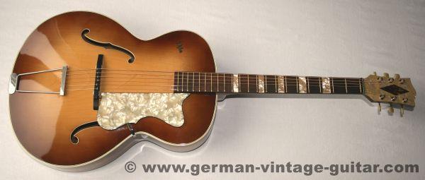 Höfner 455, 1958