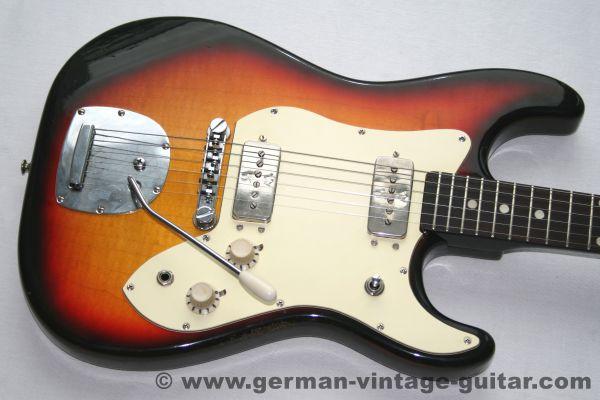 Klira SM9 Stratocaster, 1970