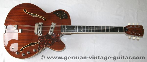 Framus Missouri 5/60 Thinline, 1966