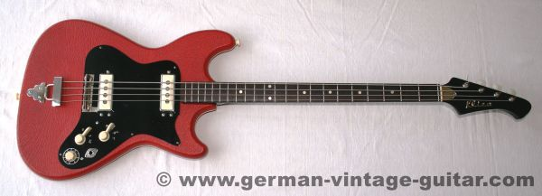 Klira 562 Arkansas Bass, 1963
