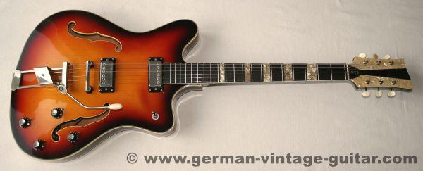 Klira 179K Queen, Thinline, 1970