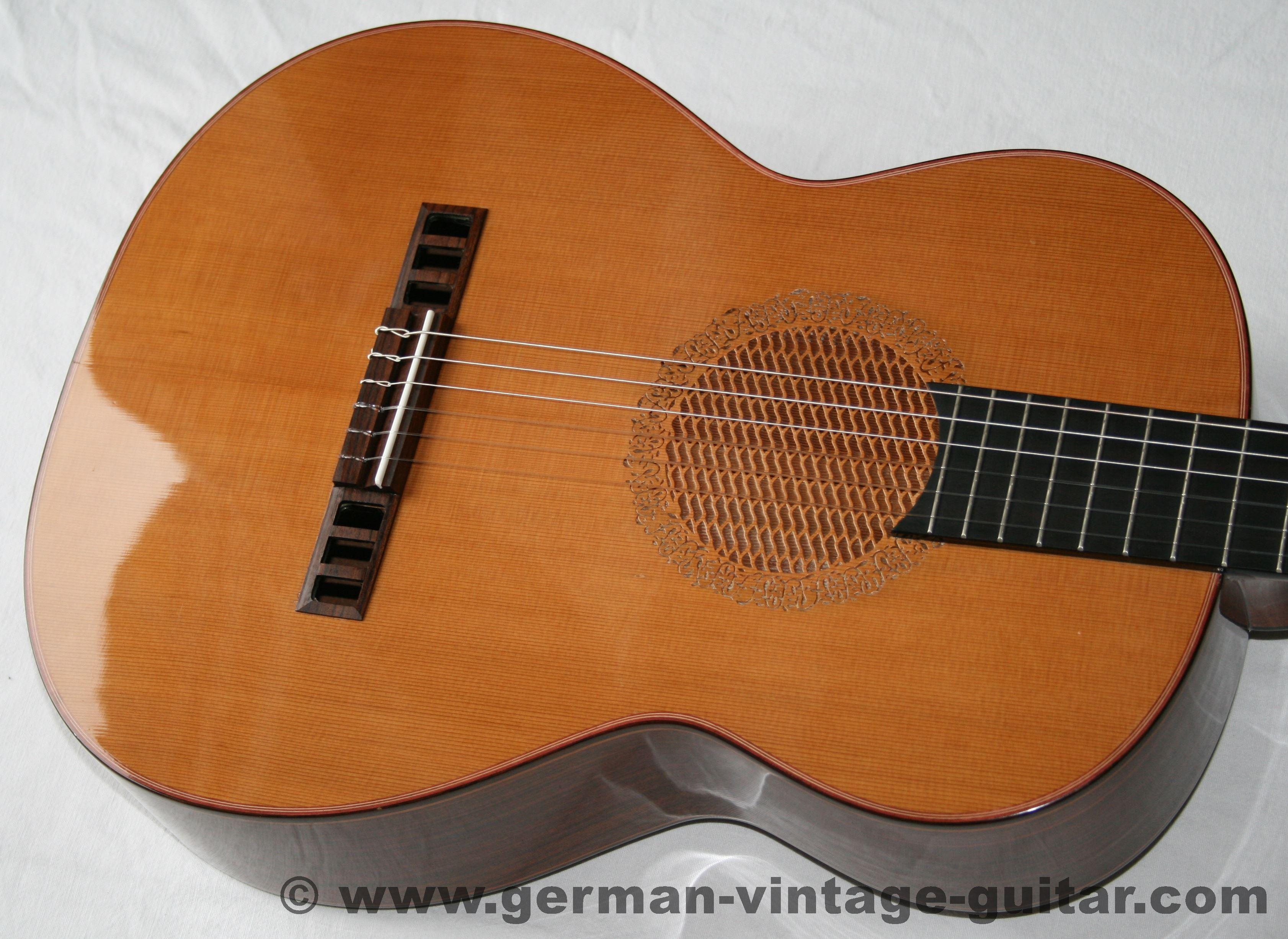 "Hopf ""Filigrana Classic"" von 1982 Klassische Konzertgitarren Instrumente"