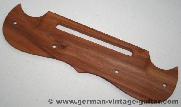 Framus Saitenhalter APFEL, Massivholz-Nachbau, Handarbeit