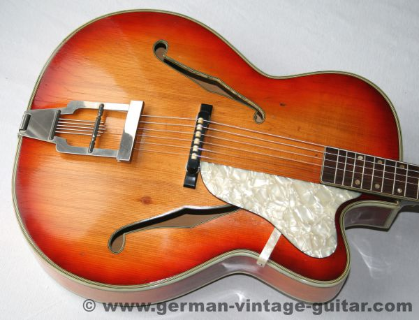 Klira Jazz, fünfziger Jahre, restauriertes Topmodell