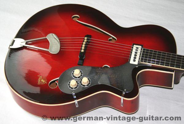 Framus 5/59 Sorella, 1961