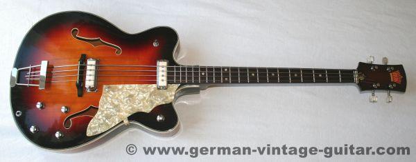 Fasan Bass, 1965