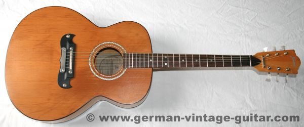 Framus 05510 Jumbo, 1974