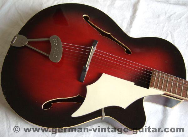 Jazzgitarre Framus Sorella 5/59 von 1964