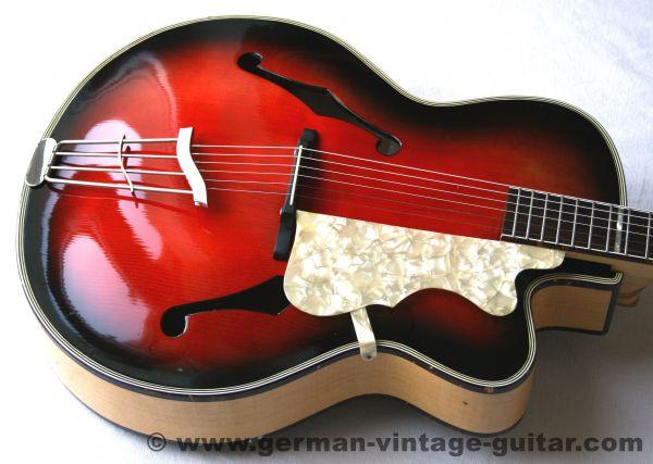 "Rodebald Hoyer ""Jazzstar"", um 1962/63"