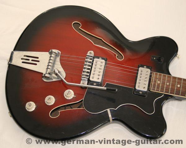 Höfner 4600 E2, 1966