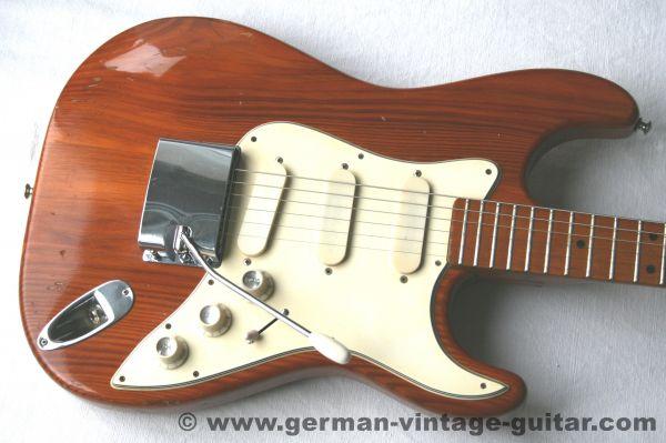 Framus S-355 Stratocaster, 1974