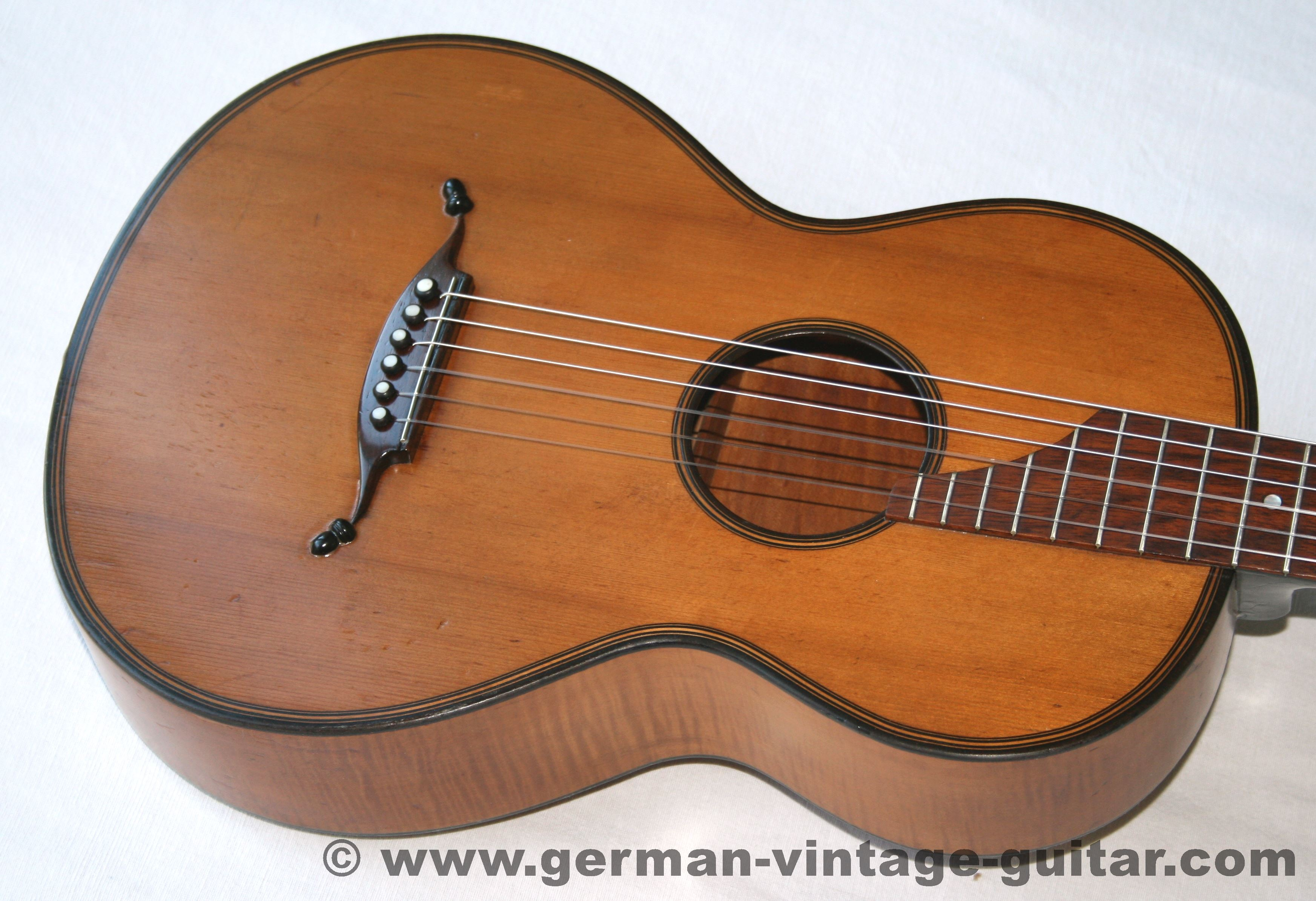Manufacture ware string instruments
