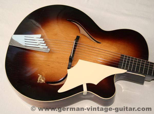 Framus 5/58 Rosita, 1954/55
