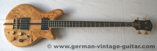 Hoyer Eagle Bass, 1980