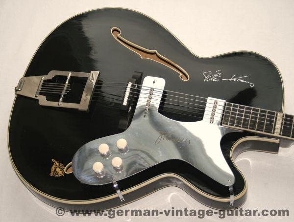 Framus 5/120 Billy Lorento, 1955